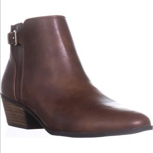 Dr. Scholl's Beckoned Buckle Ankle Booties